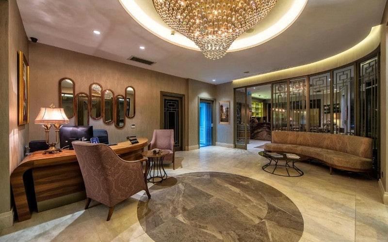 هتل Hotel Morione & Spa Center Istanbul