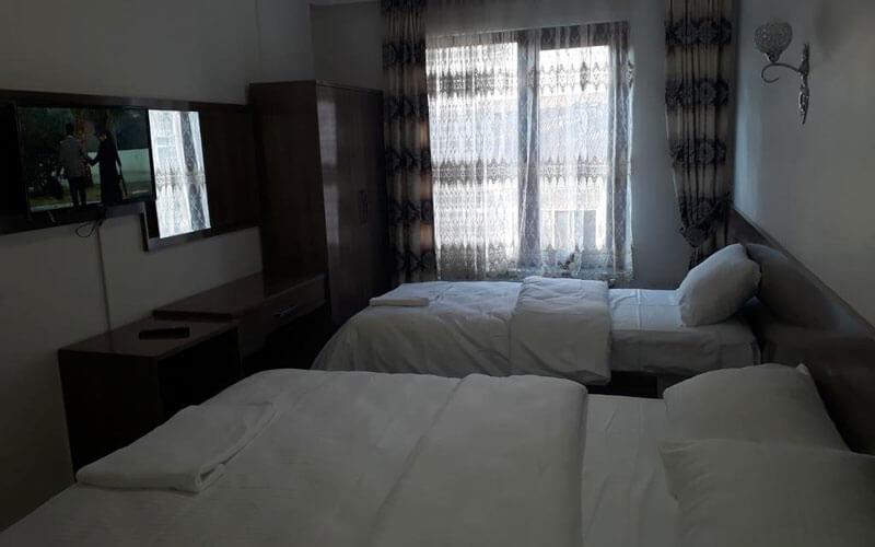 هتل توپراک