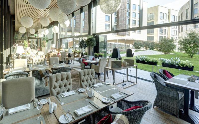 هتل دابل تری بای هیلتون مارینا مسکو