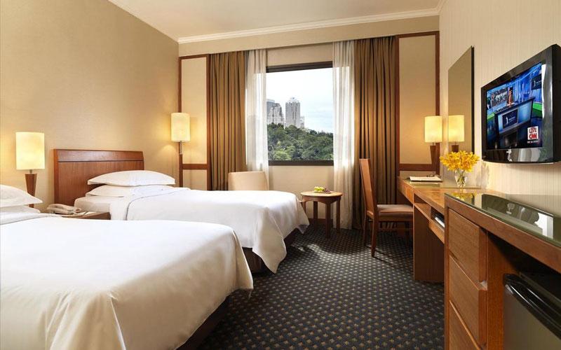 هتل کنکورد کوالالامپور