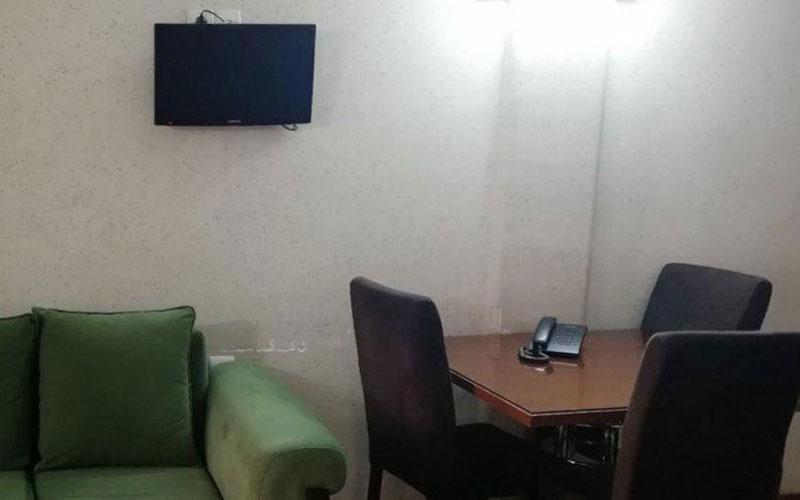 هتل آپارتمان کوثر کاشان
