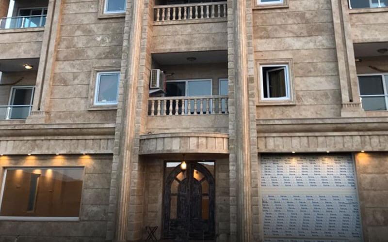 هتل آپارتمان شایان بندرانزلی