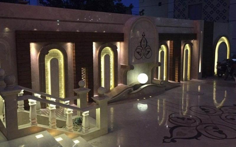 هتل طوبی مشهد