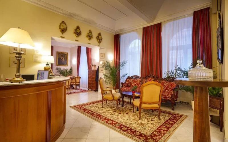 هتل Hotel St George Prague