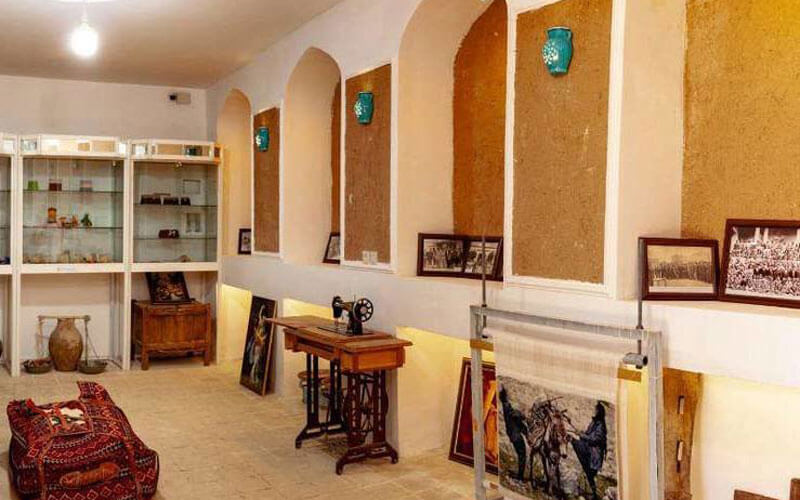 اقامتگاه بوم گردی نی چشمه اقلید فارس