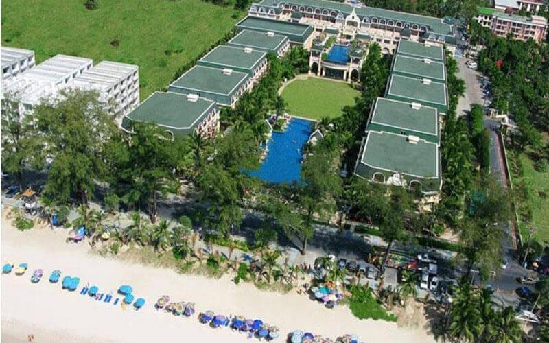 هتل Phuket Graceland Resort and Spa