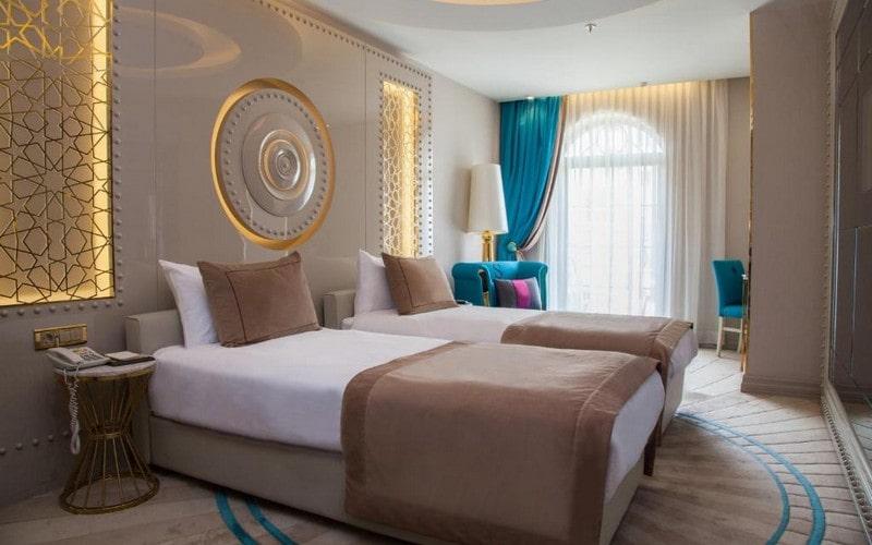 هتل Sura Design Hotel & Suites Istanbul