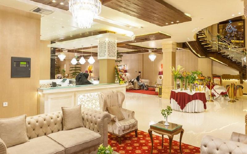 هتل رفاه پردیس مشهد