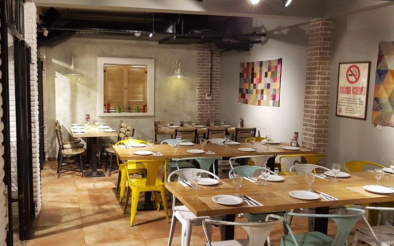 رستوران داب کباب استانبول