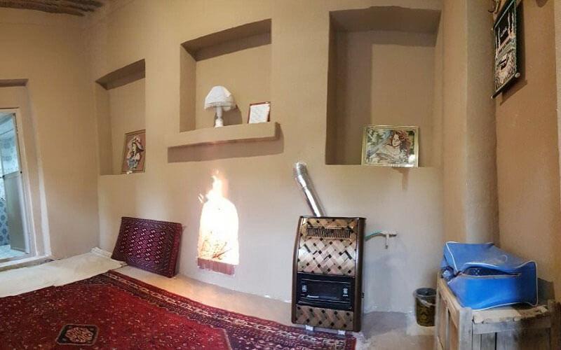 اقامتگاه بوم گردی موبد آباده شیراز فارس