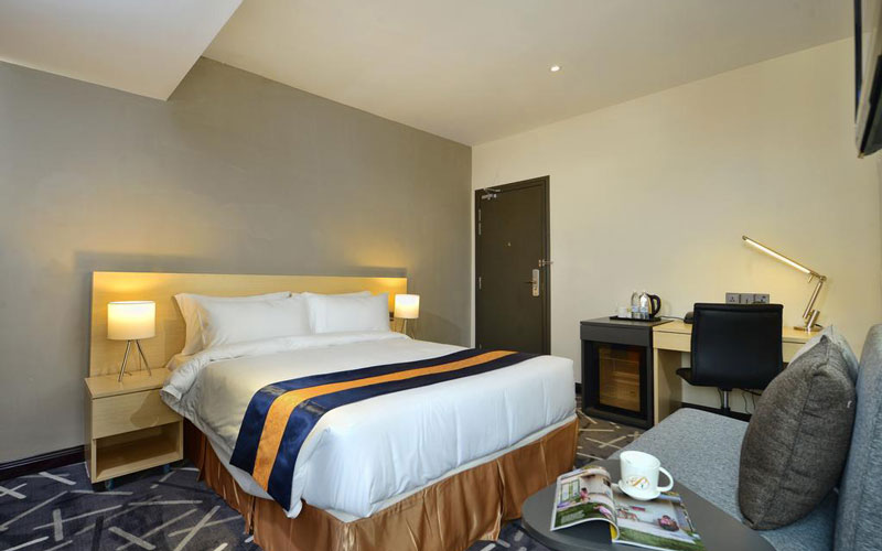 هتل پسیفیک اکسپرس سنترال مارکت کوالالامپور