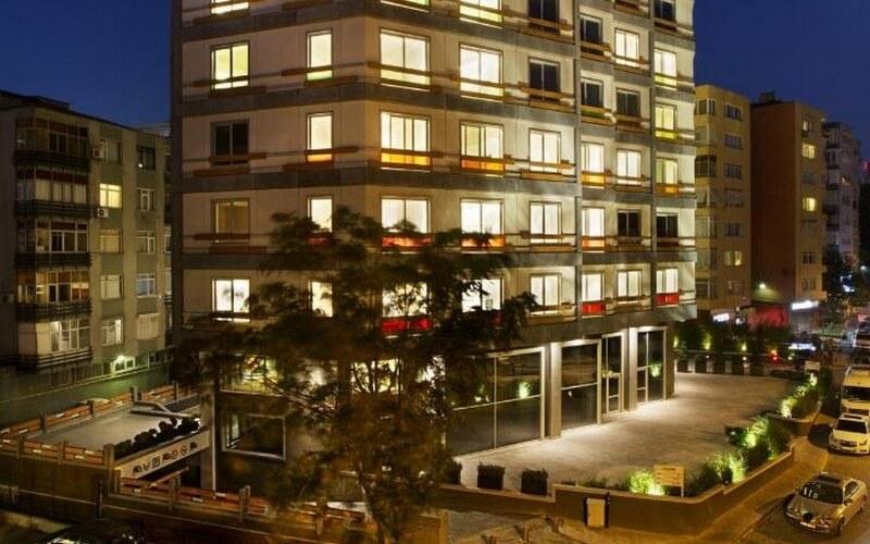 هتل The Leos Residence Istanbul