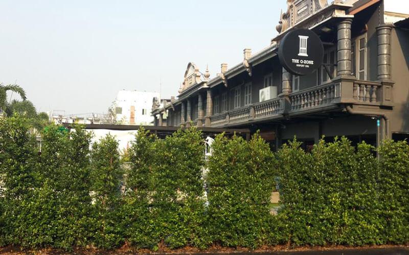 هتل او زون ایرپورت این بانکوک