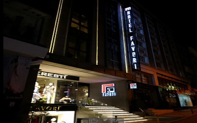 هتل Favori Nisantasi Istanbul