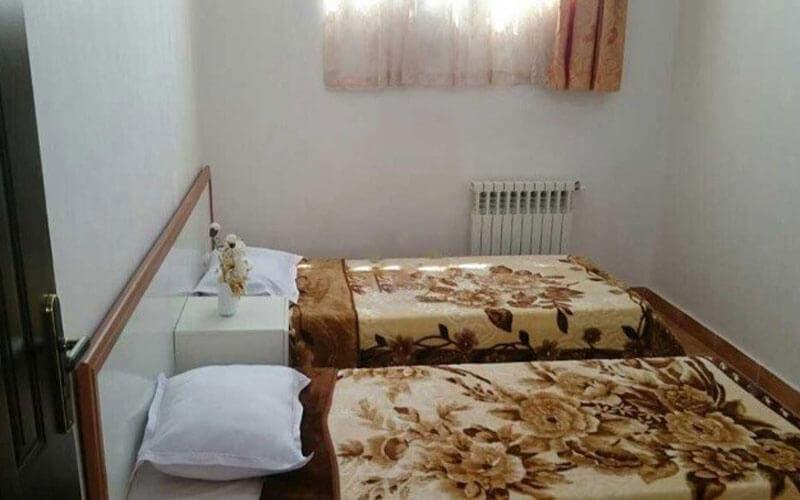 هتل آپارتمان متین سرعین
