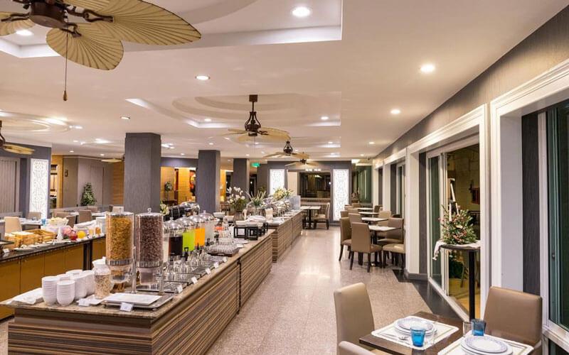 هتل Golden Sea Pattaya