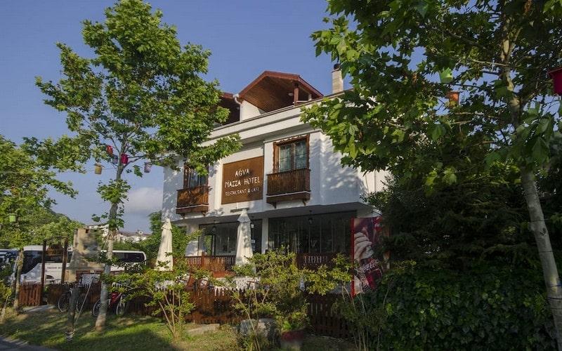 هتل Agva Piazza Hotel Istanbul