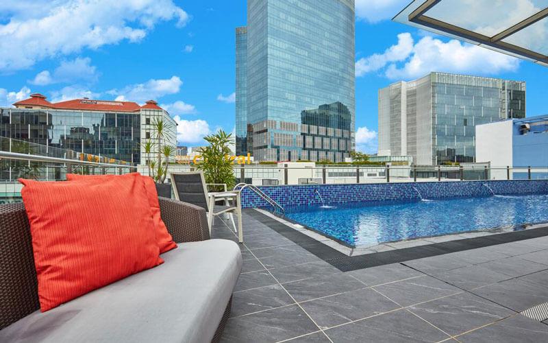 هتل Ibis Budget Clarke Quay Singapore