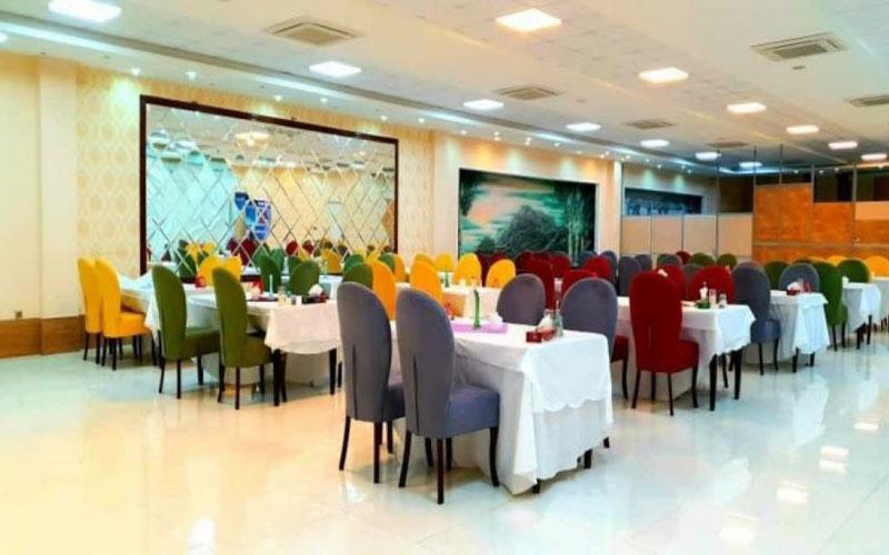 هتل آسمان شهر ساری
