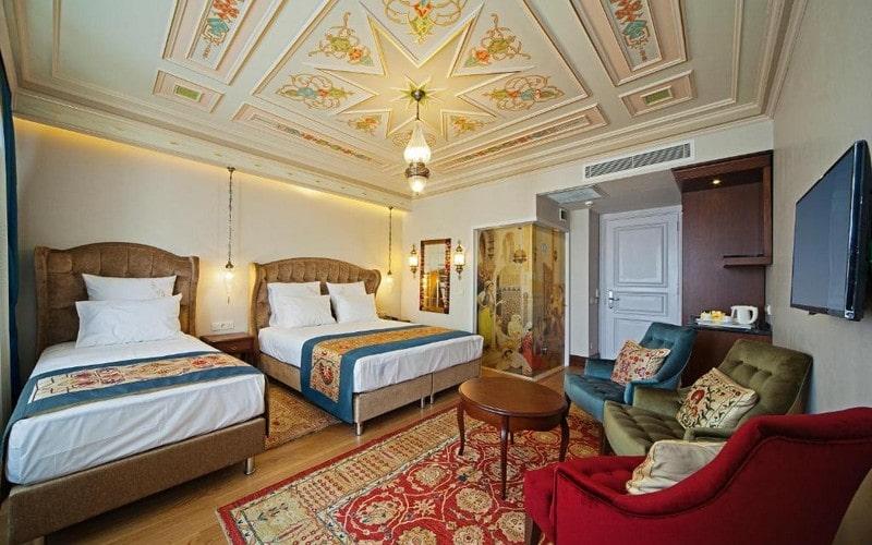 هتل Azade Premier Hotel Istanbul