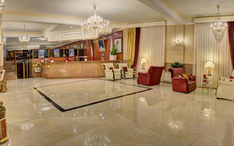 هتل آذین گرگان