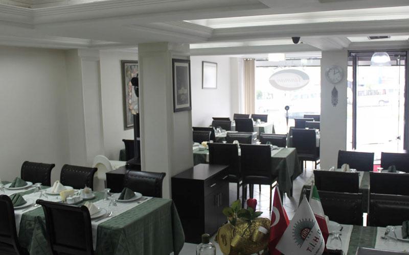 رستوران آسمان استانبول