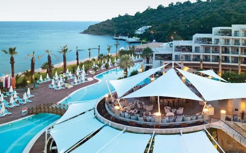 هتل Paloma Pasha Kusadasi