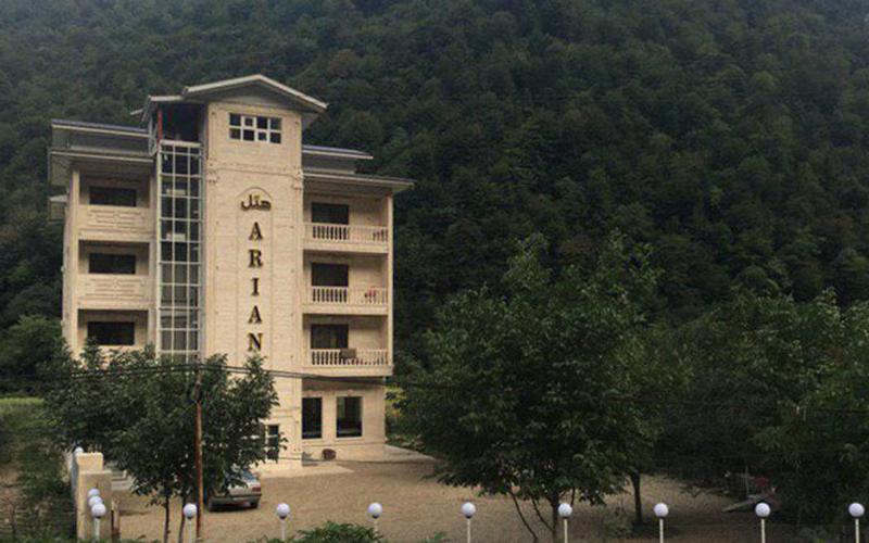 هتل آریانا ماسال