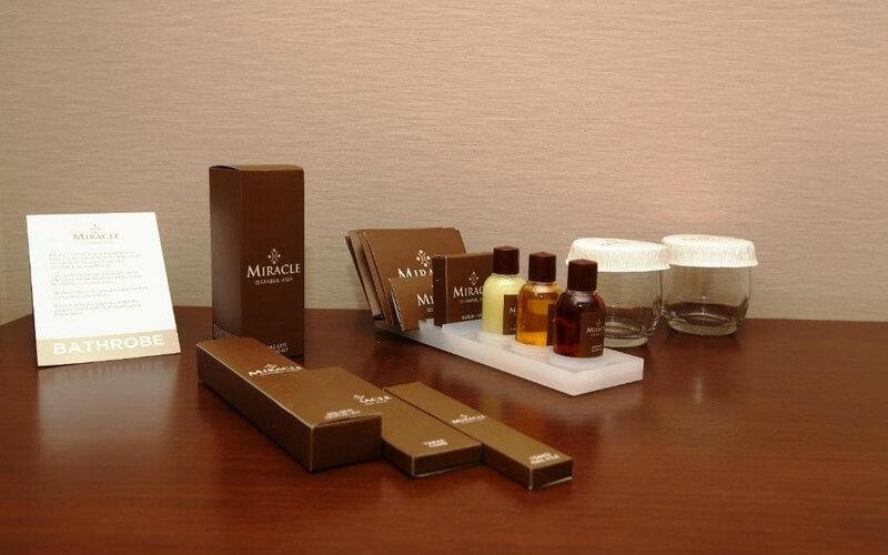 هتل Miracle Istanbul Airport Hotel and Spa Istanbul
