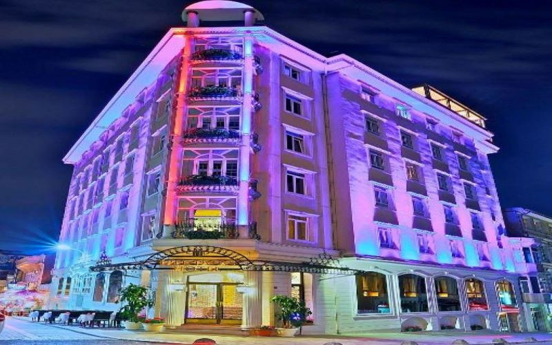 هتل Hotel Ipek Palas Istanbul