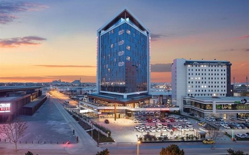 هتل رامادا پلازا بای ویندهام قونیه