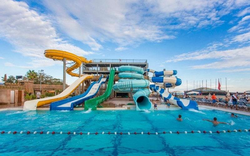 هتل Eftalia Marin Resort Alanya