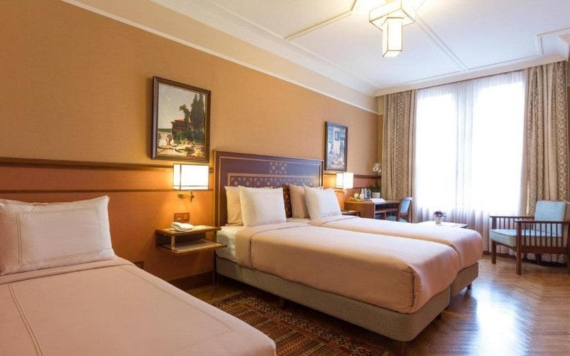 هتل Lalahan Hotel Istanbul