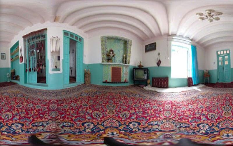 اقامتگاه بوم گردی حاج کاظم نیشابور
