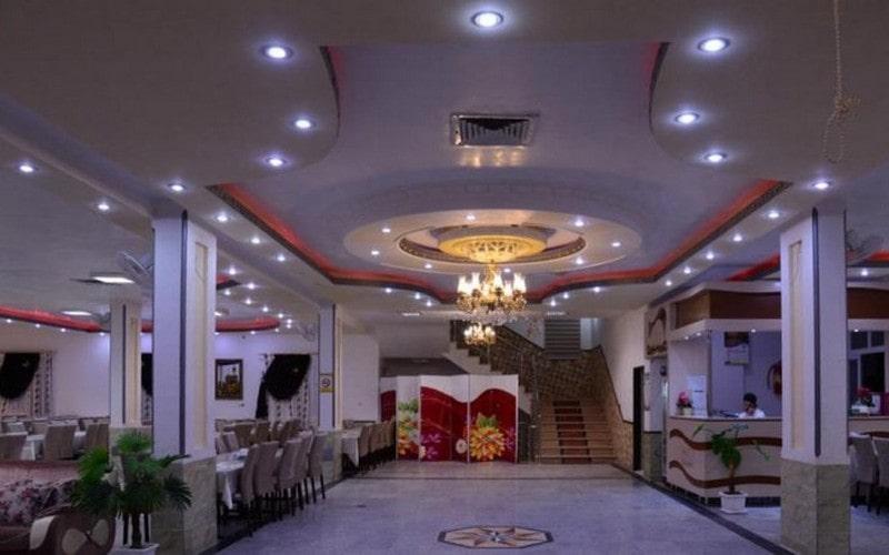 هتل کیان بشرویه