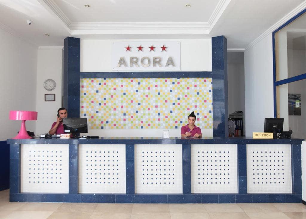 هتل Arora Hotel Kusadasi
