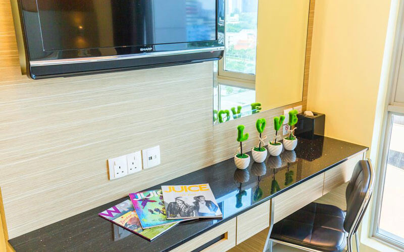 هتل پارک سورین سنت آلبرت سنگاپور