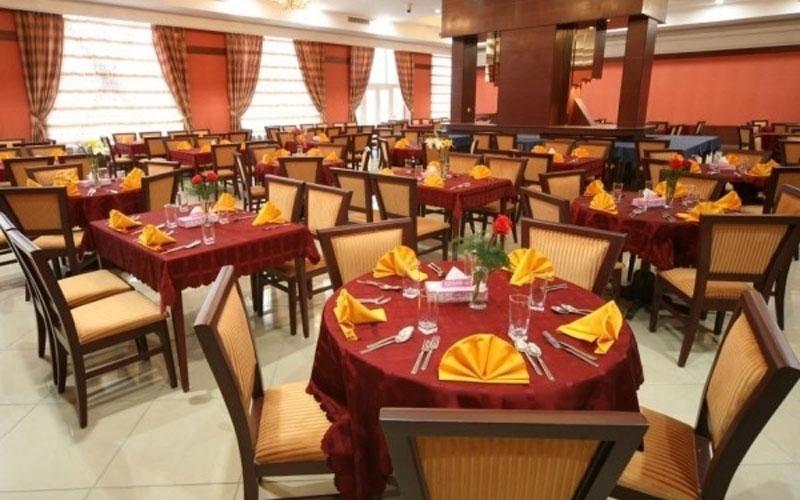 هتل ثامن ۲ مشهد