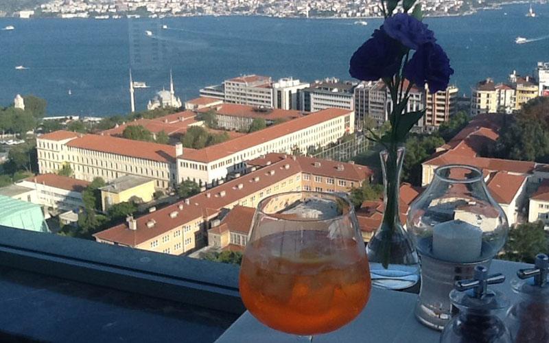 رستوران زعفران استانبول