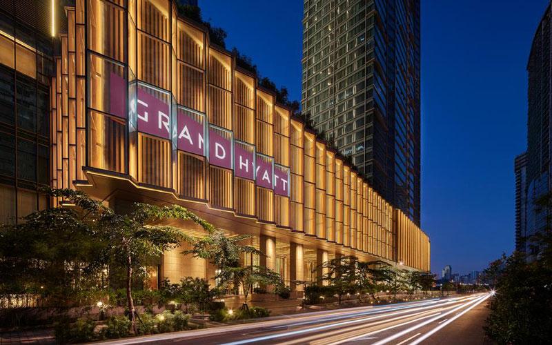 هتل Grand Hyatt Manila