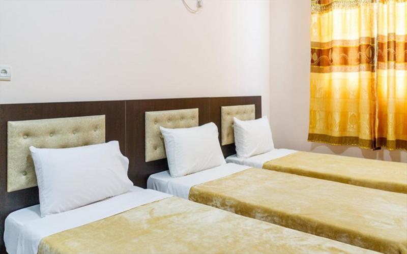 هتل سما ۲ قشم