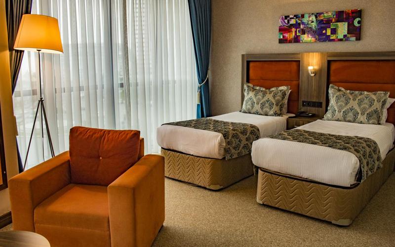 هتل اسکای تاور باتومی
