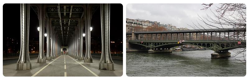 پل های روی رود سن پاریس
