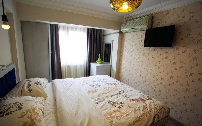 هتل Turk Art Hotel Istanbul