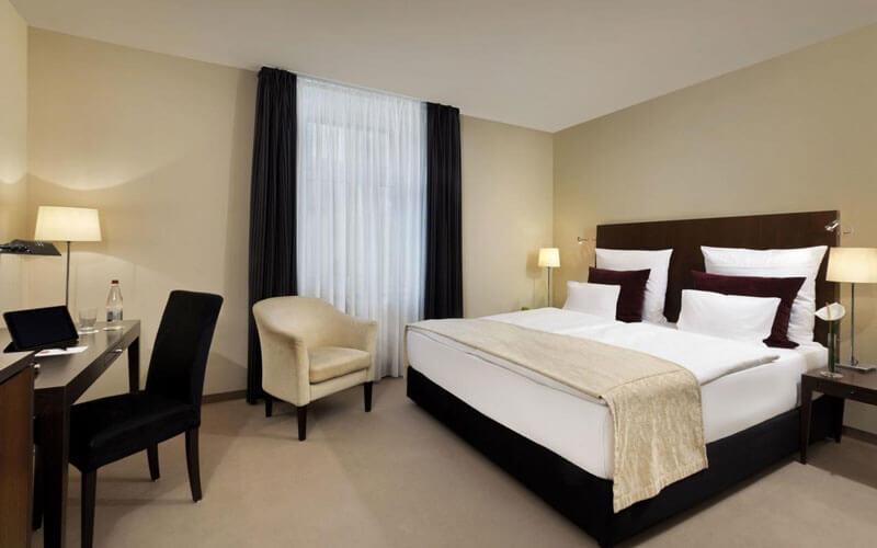هتل اشتاینبرگر متروپولیتن فرانکفورت