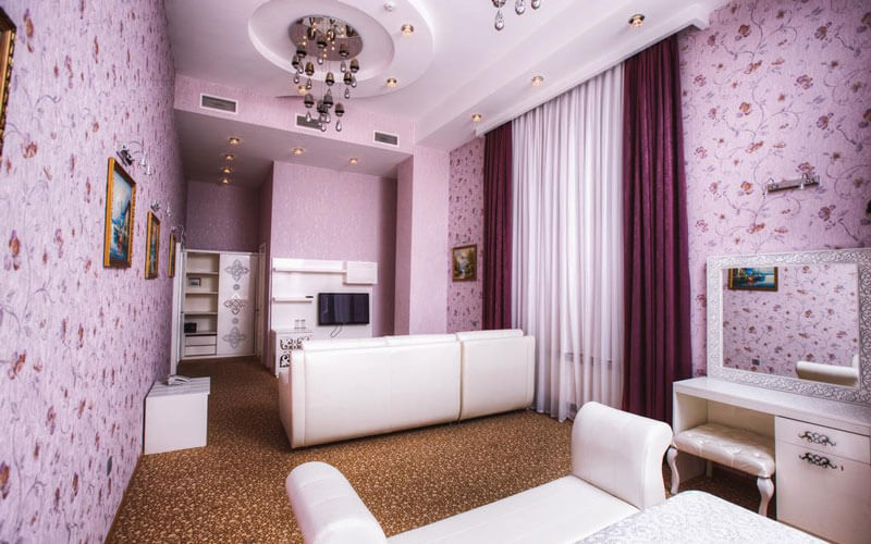 هتل Admiral Baku