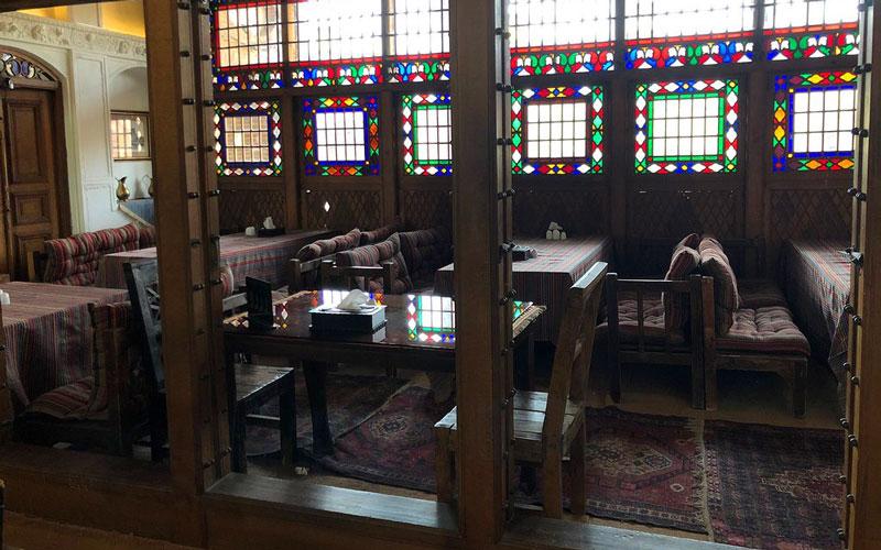 هتل سنتی خانه بهروزی قزوین