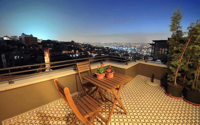 هتل T-Loft Residence Istanbul