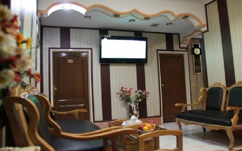 هتل مهر تهران
