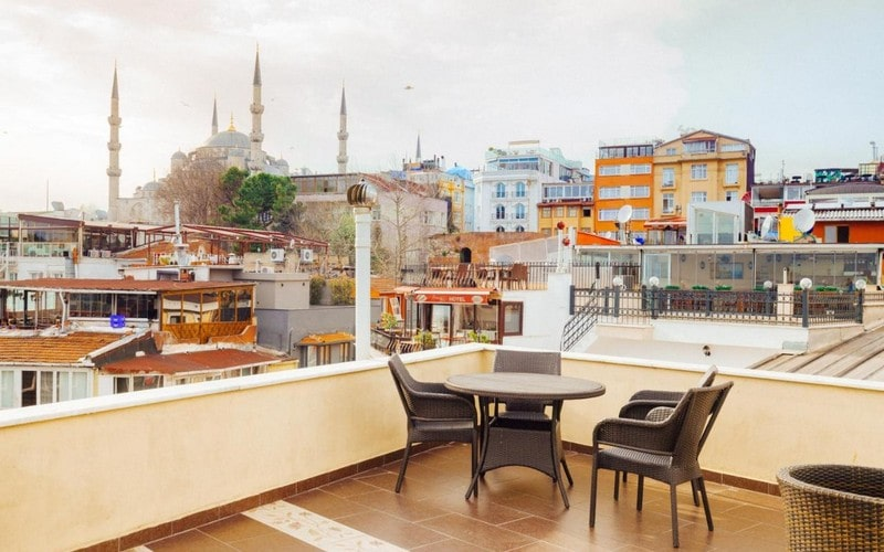هتل Saba Sultan Hotel Istanbul